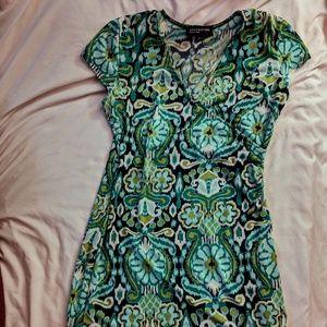 EUC Jones NY floral dress!